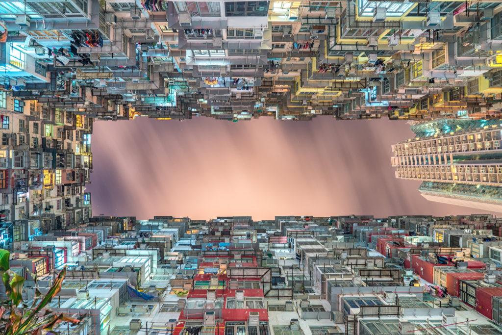 Hong Kong, China. Photo: Steven Wei.