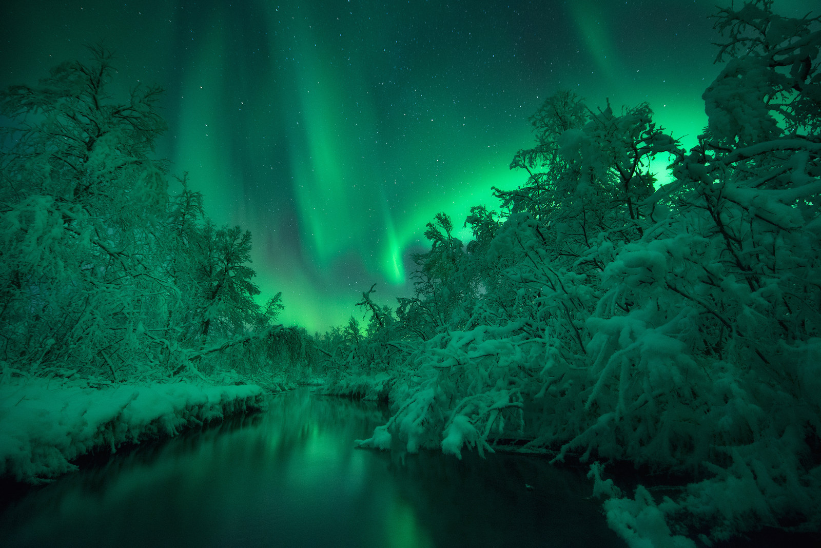 Northern lights, by Arild Heitmann, Norway