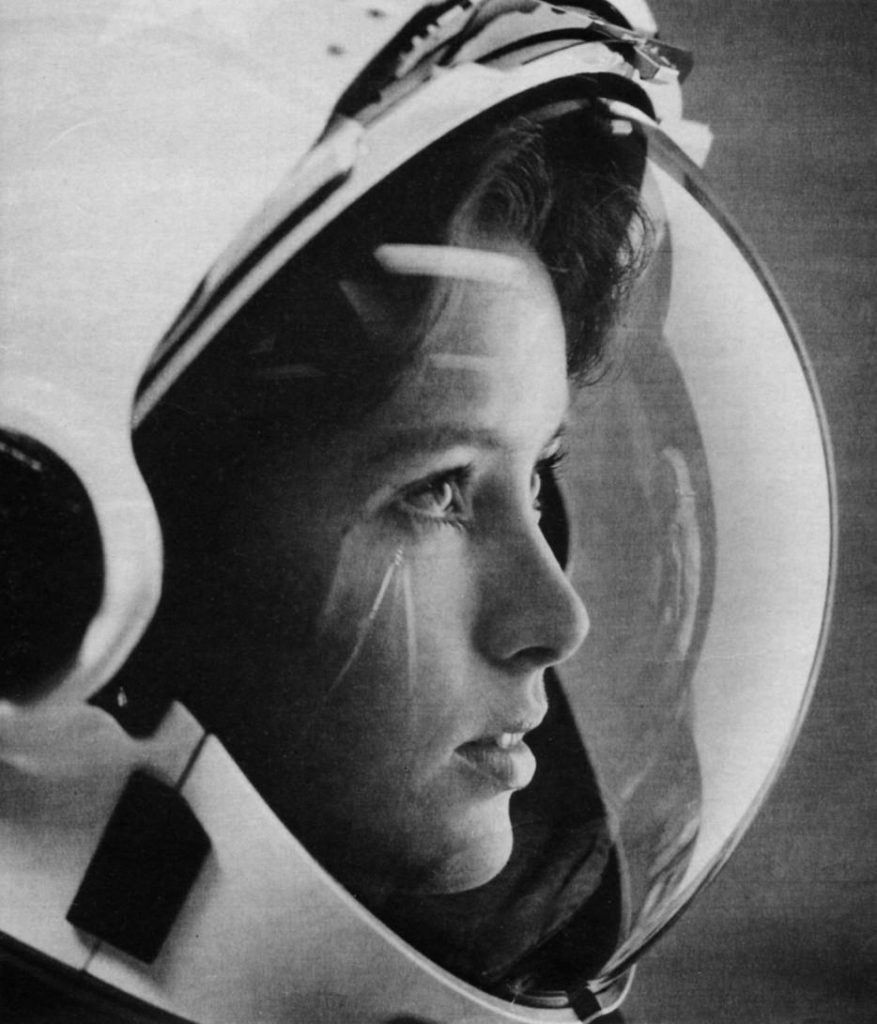 Anna Fisher, american astronaut