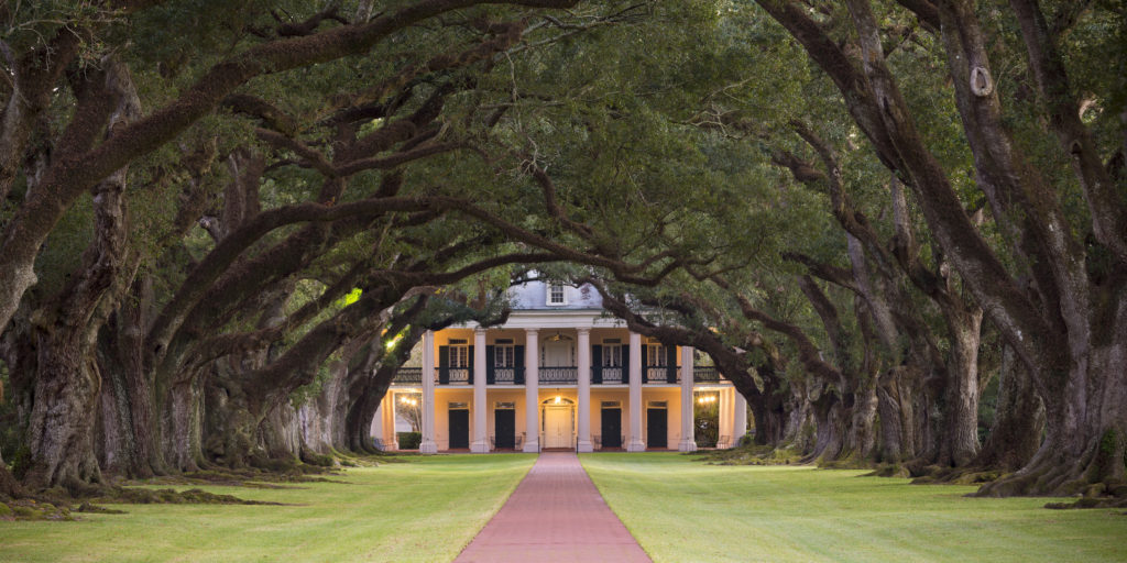 Oak Alley Plantation, Louisinana