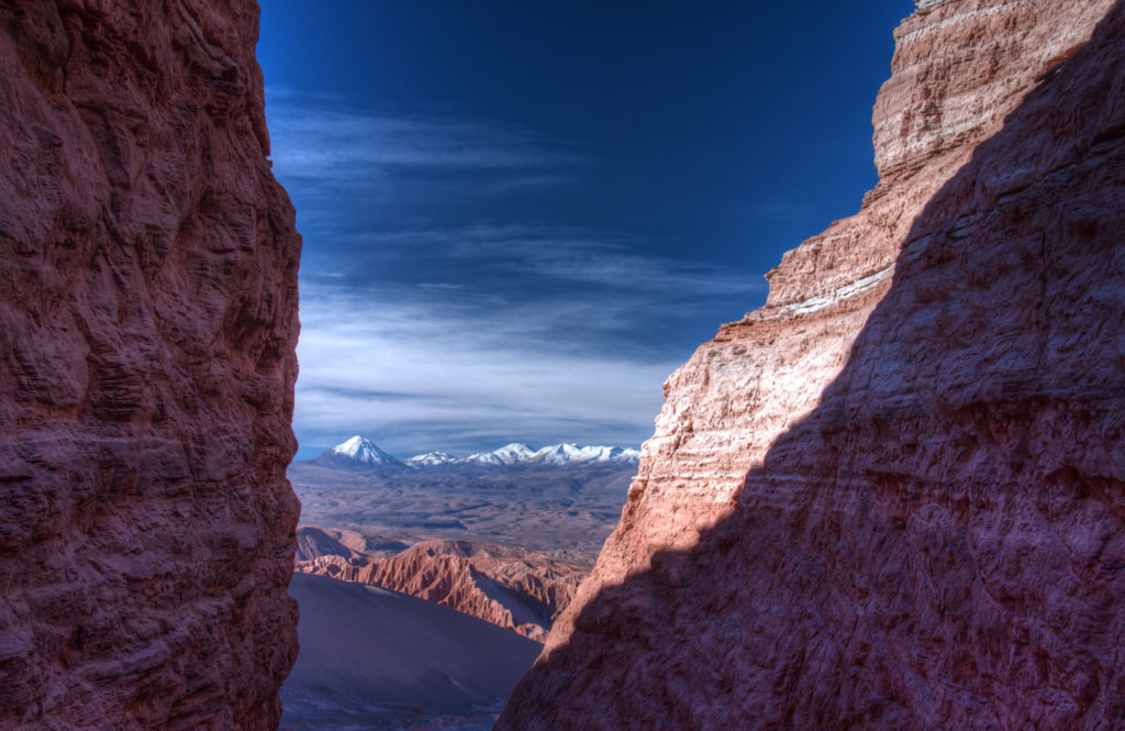 Atacama Desert by Frode