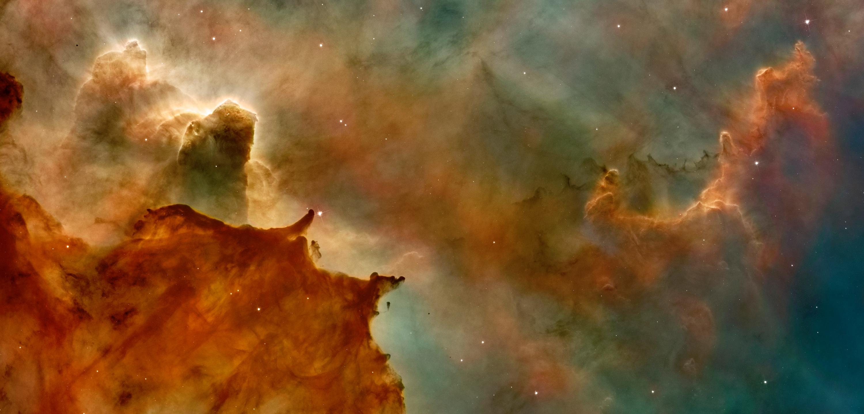 Galaxy taken by Hubble telescope, by Nasa