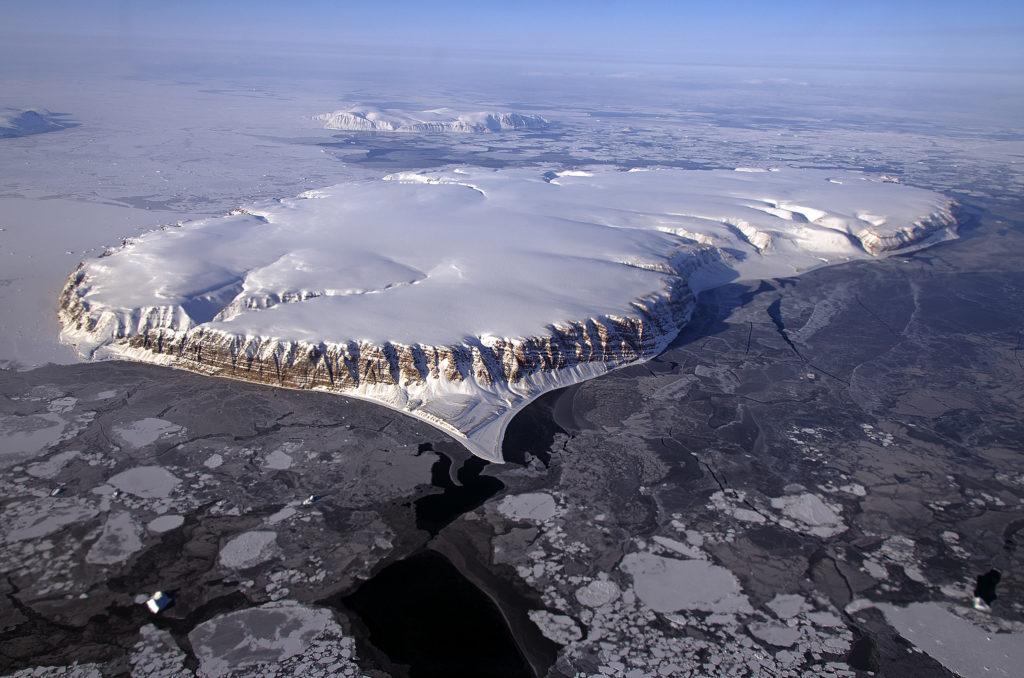 Saunders Island, Greenland