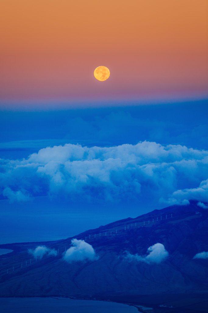 Sunset landscape, Anton Repponen