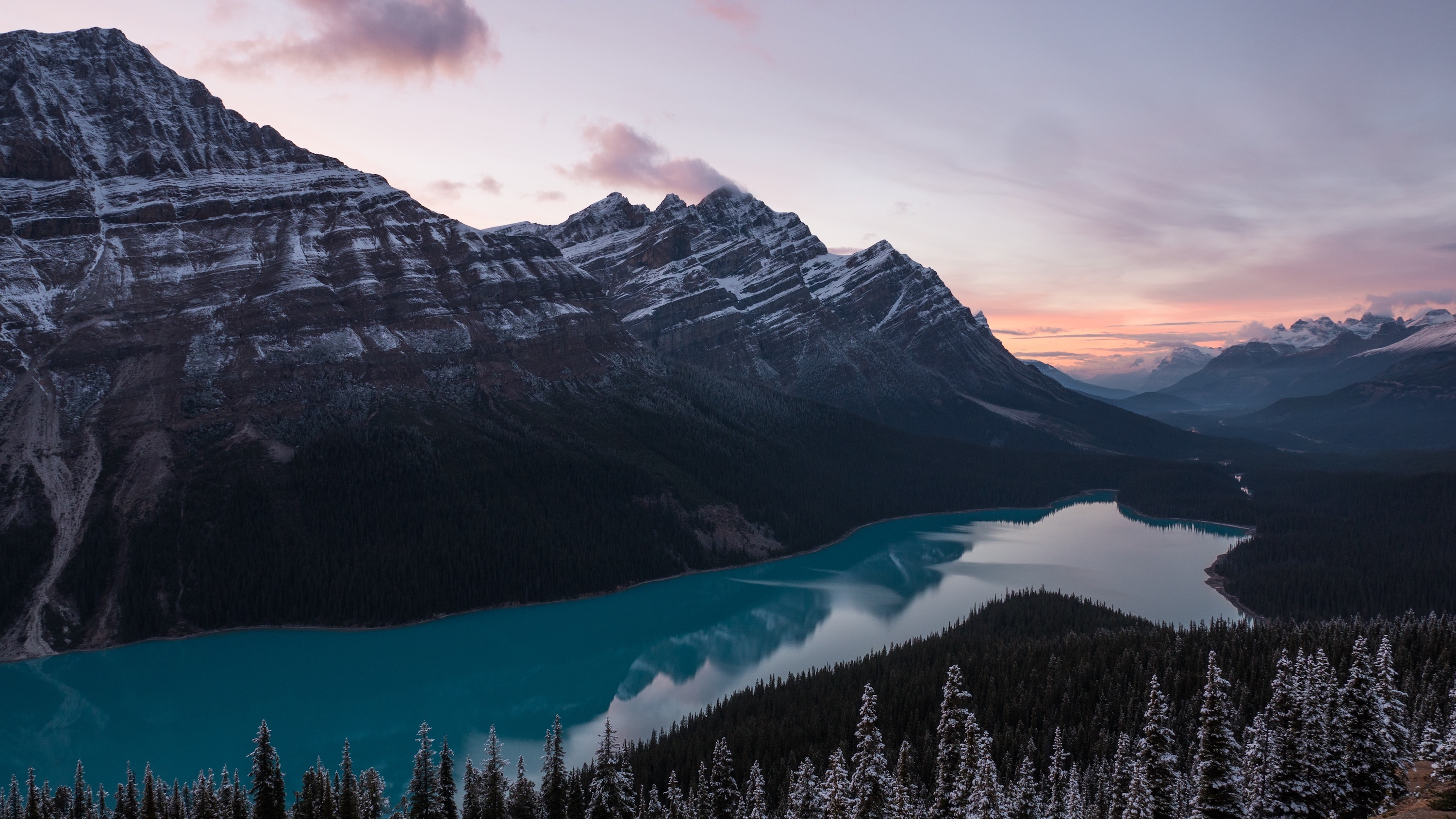 Lake Peyto, Canada, Mark Basarab