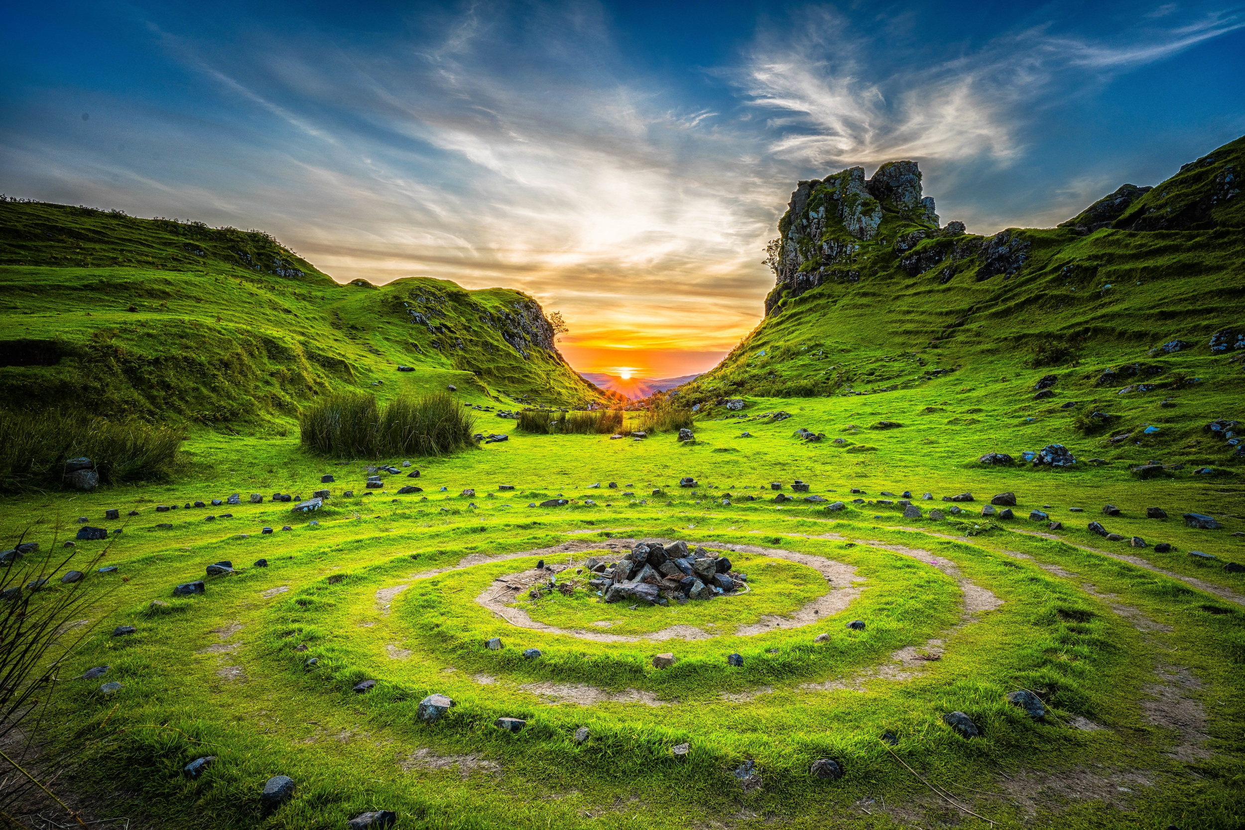 Skye, Scotland, UK