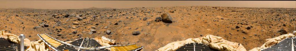 Mars Pathfinder (1999)