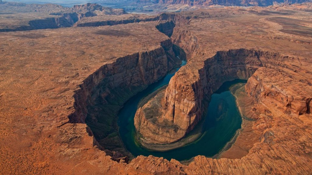 Horseshoe Bend Canyon