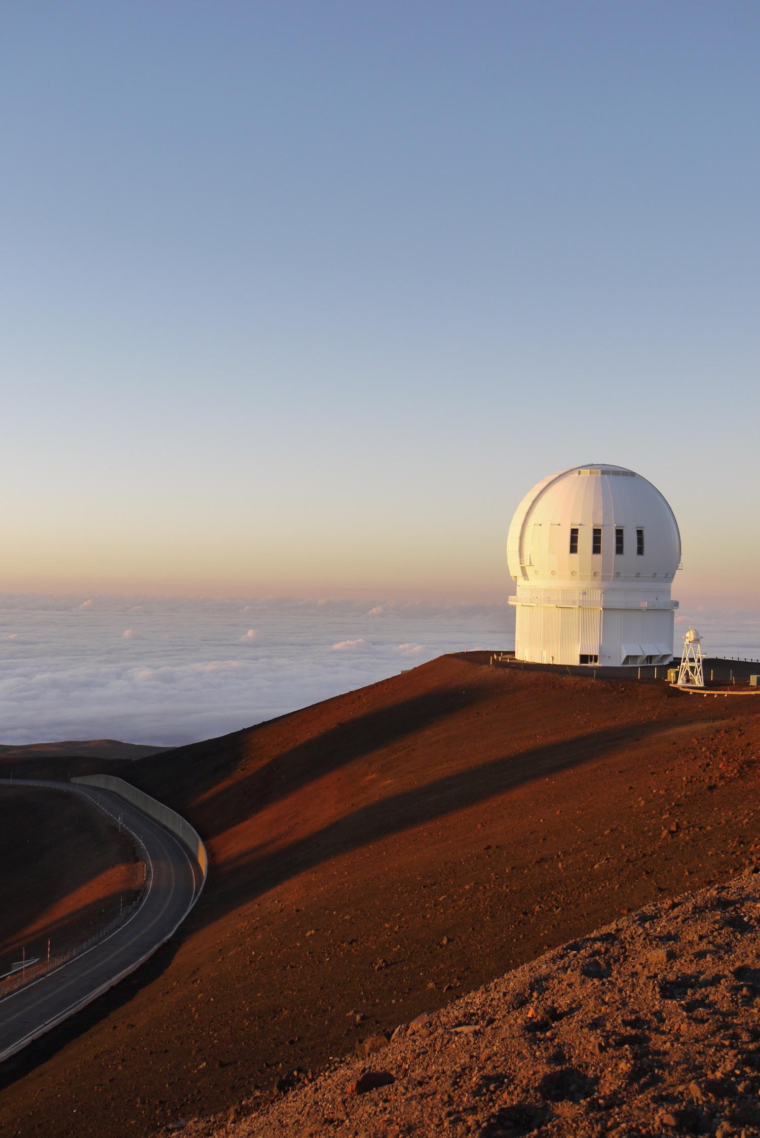 Manau Kea Observatory, Hawaii