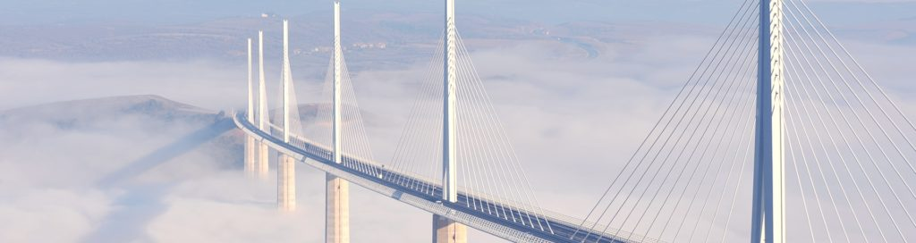 Viaduc of Millau, France