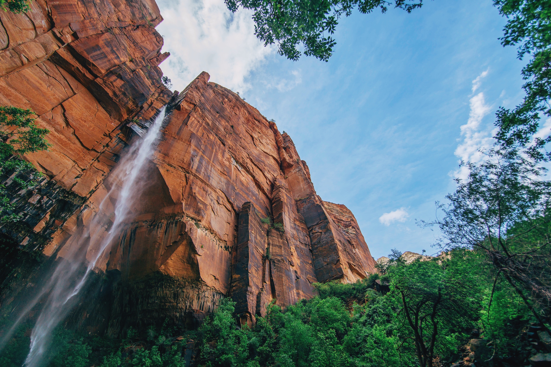 Waterfall, by Will Stewart