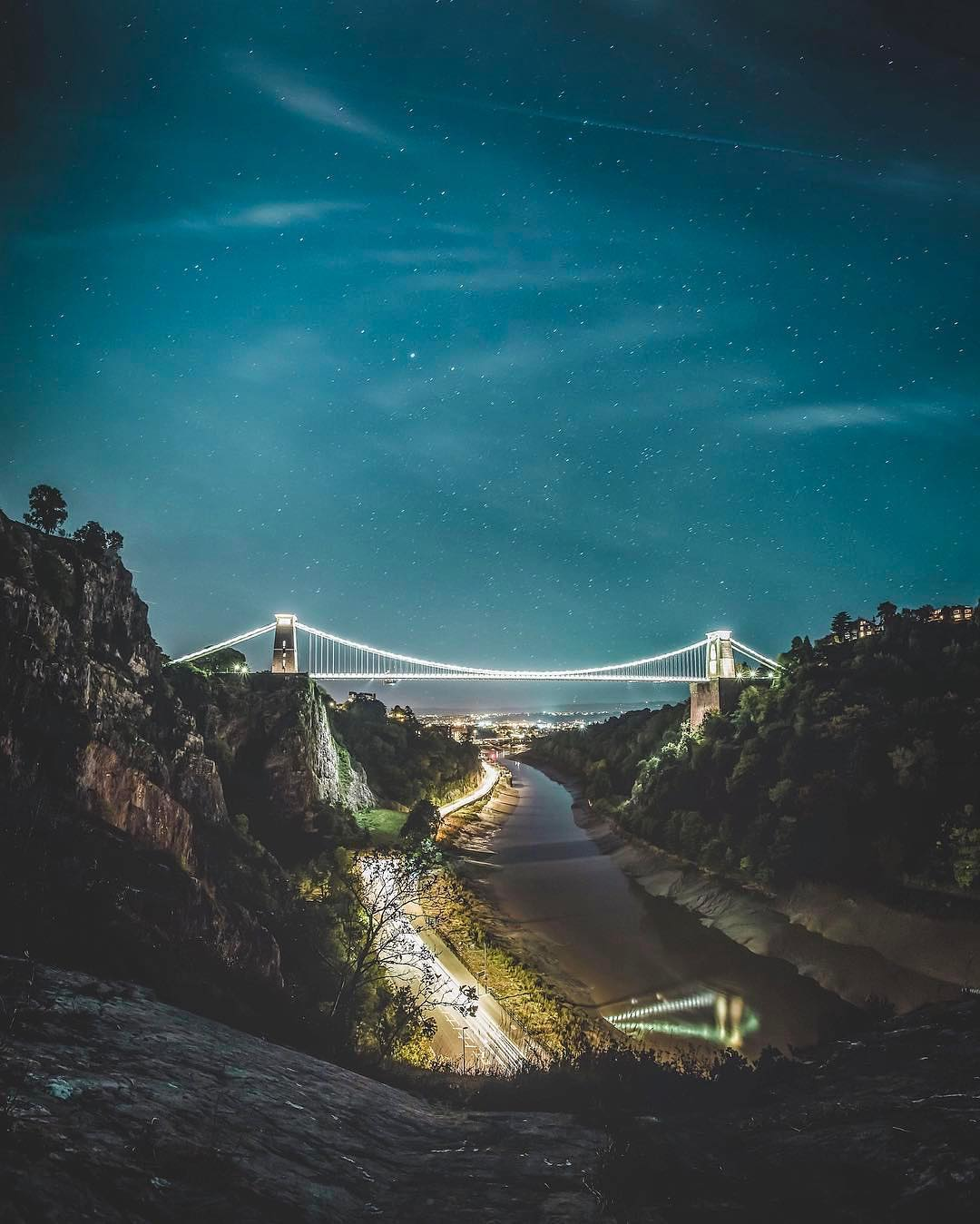 Bristol Bridge, UK
