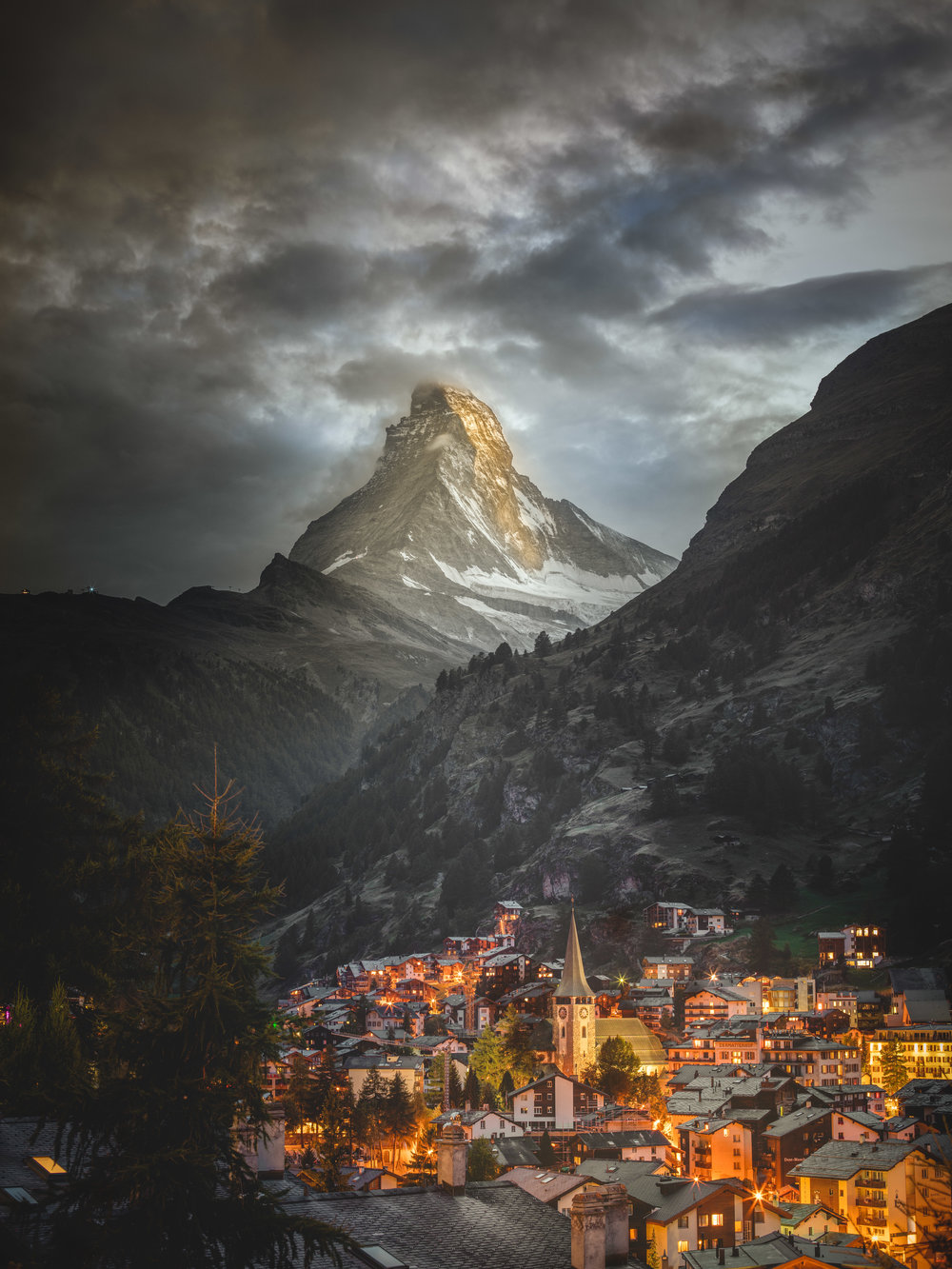 Matterhorn - Cervin, Switzerland