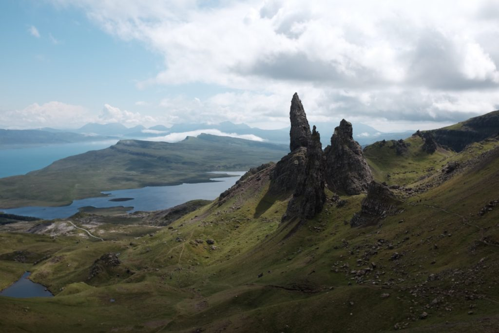 The Old Man of Storr, Isle of Skye, Scotland, UK