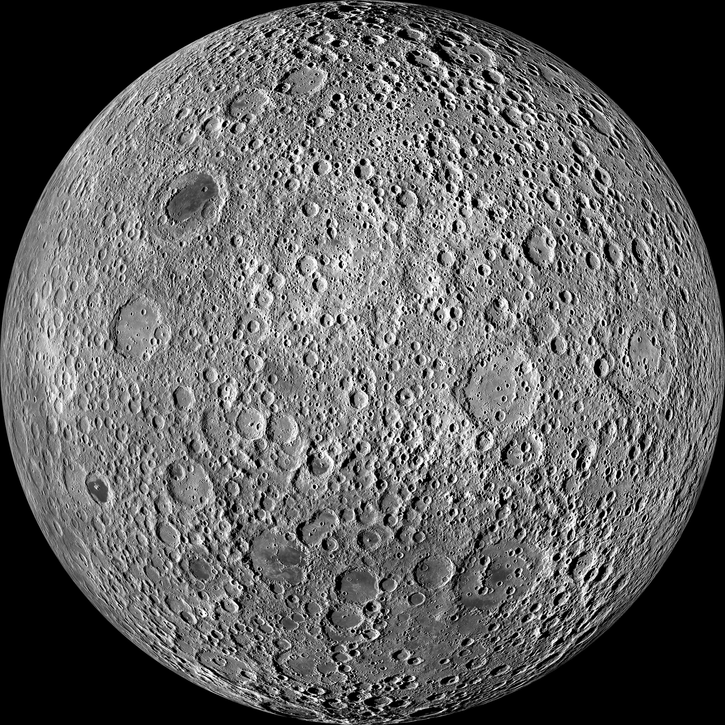 Moon farside