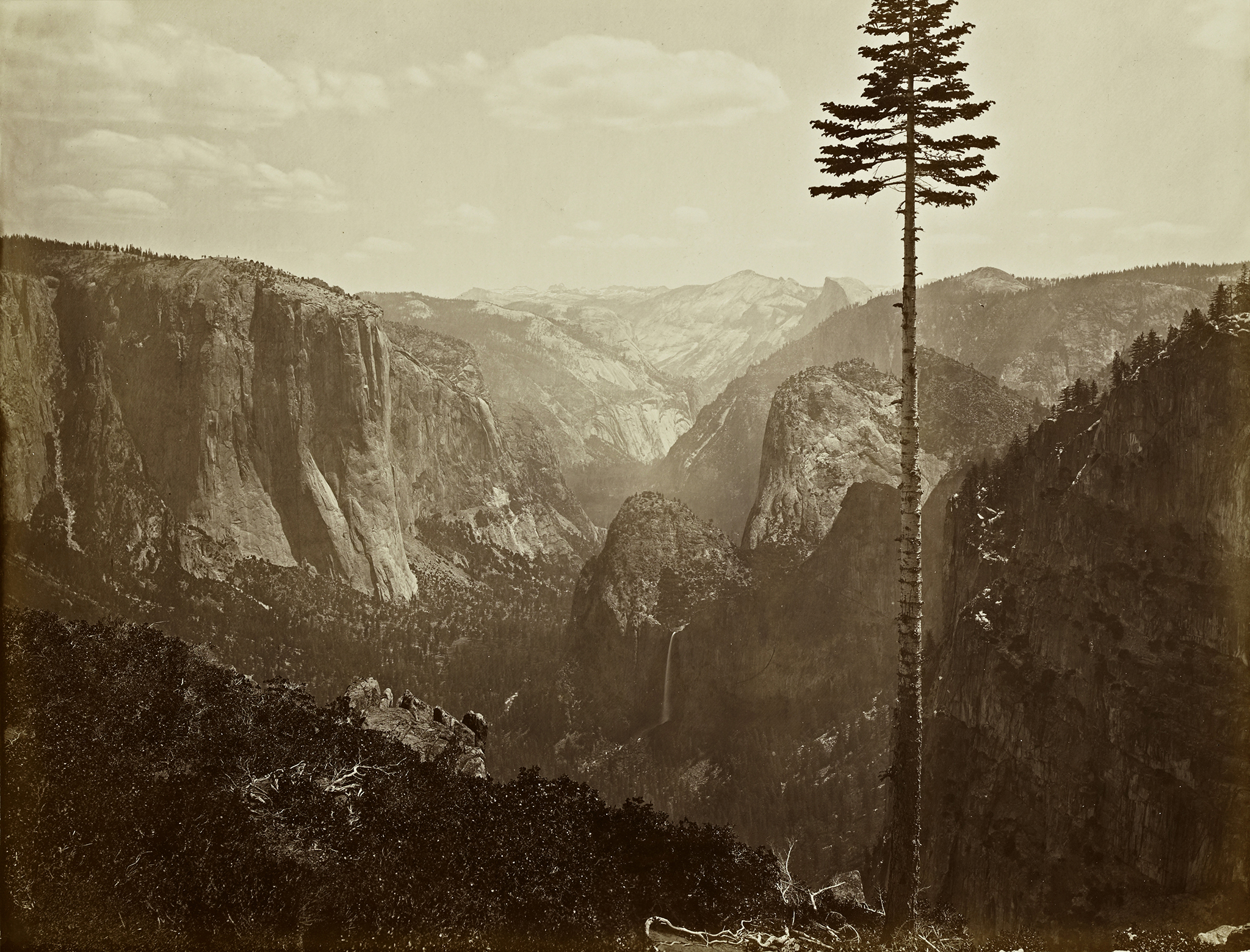 Yosemite, California, 1865