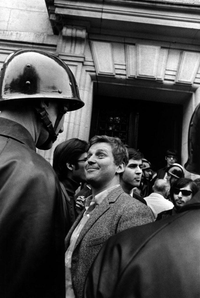 Daniel Cohn-Bendit, May 68, France