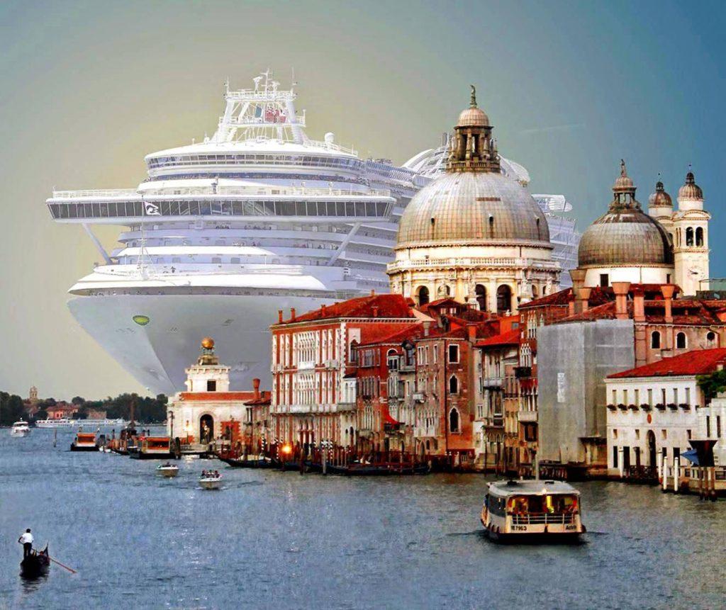 Venice Cruise Tourism