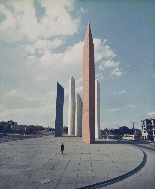 Torres de Ciudad Satélite, Mexico