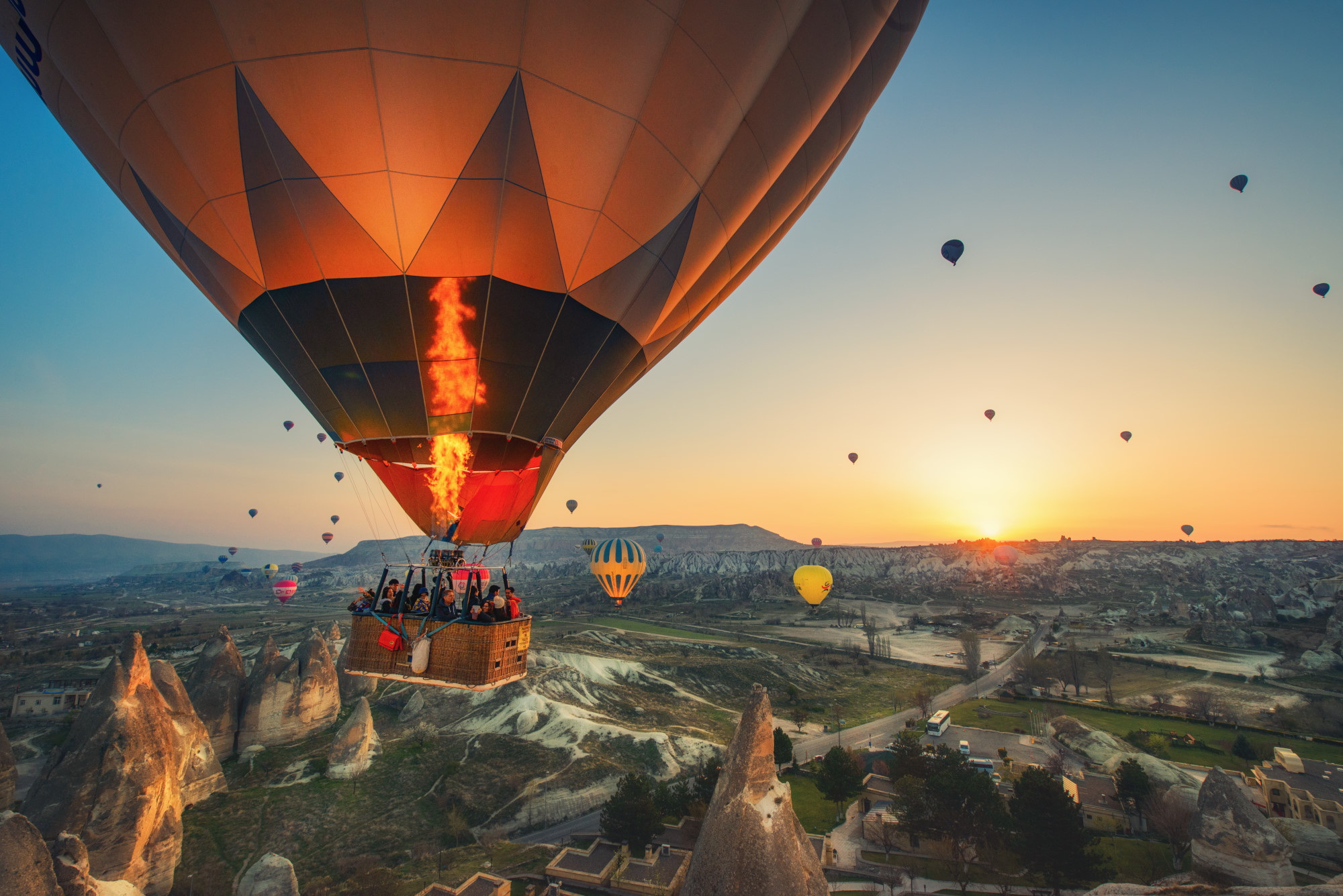 Dreams of Cappadocia, Turkey