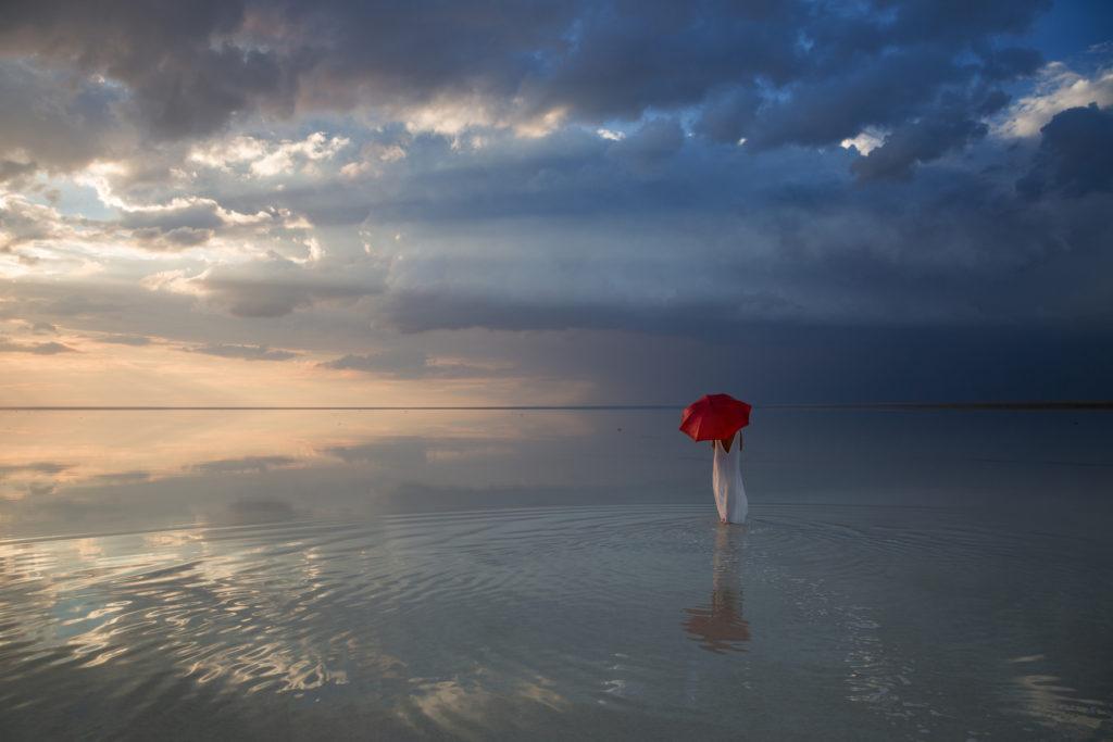 Walking on waters