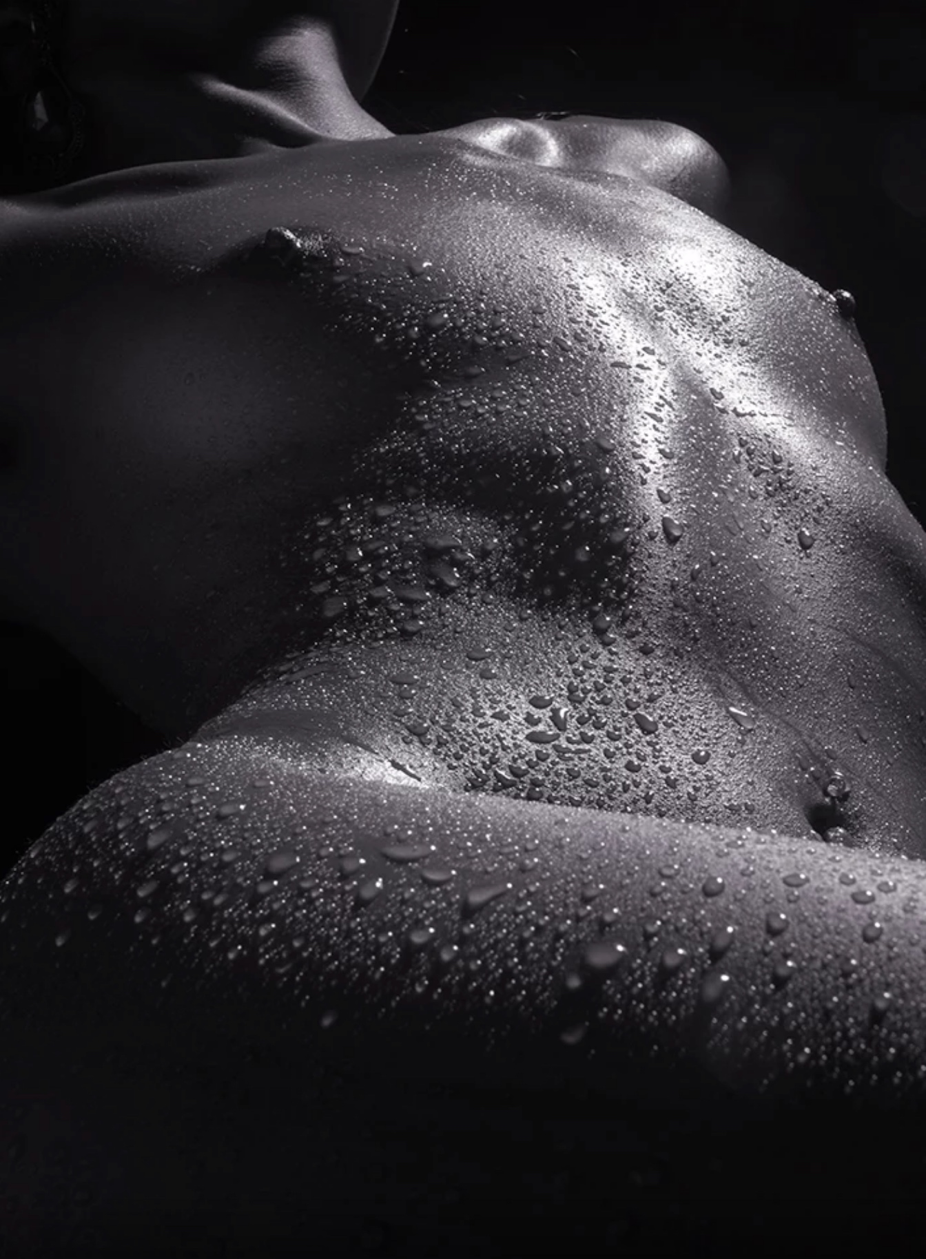 Wet Body Scape