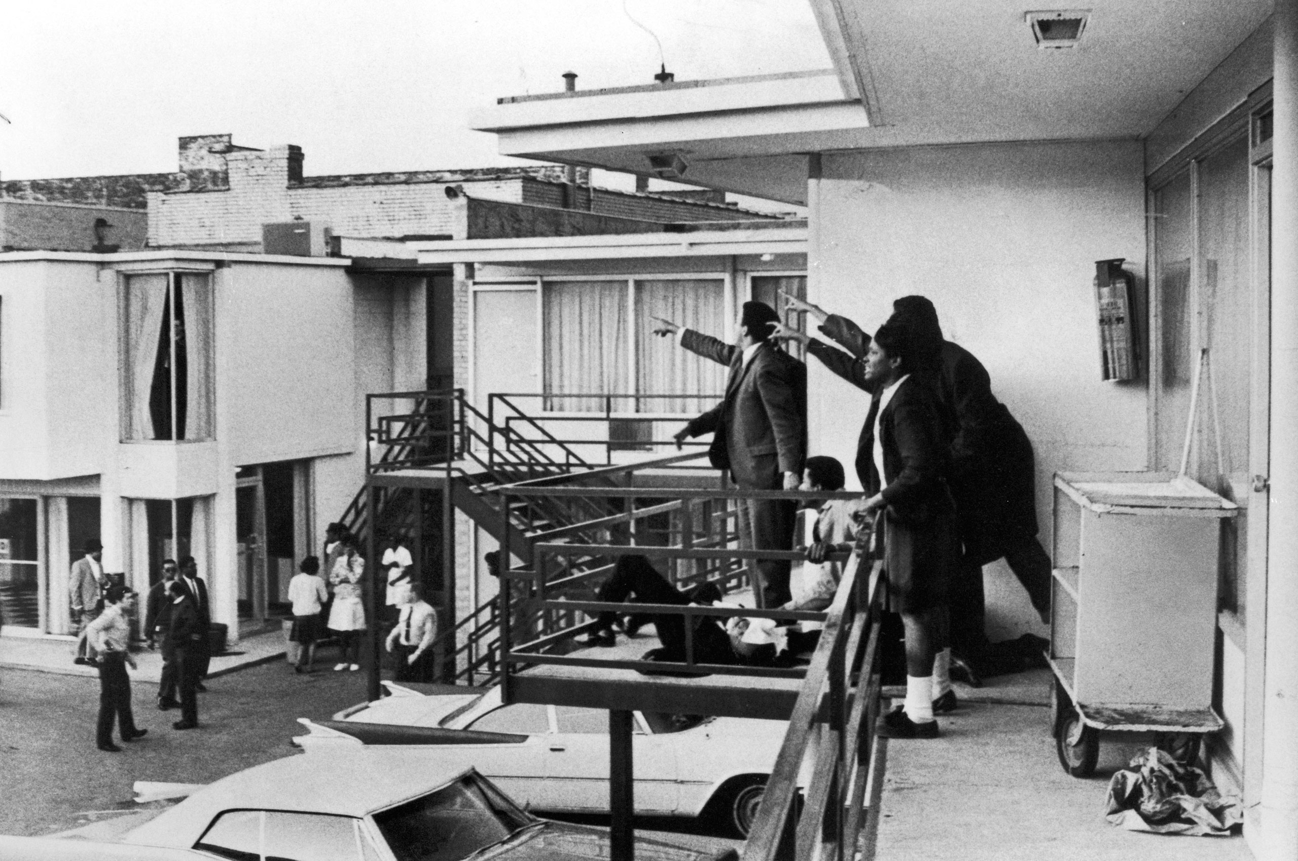 Martin Luther King's Assassination