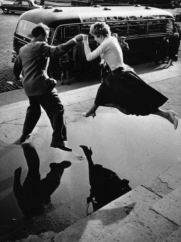 Leap of Faith, 1960