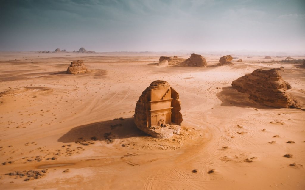 Mada'in Saleh, Saudi Arabia