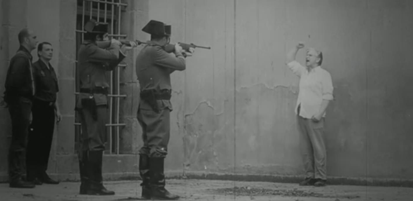 Federico García Lorca execution, 1936