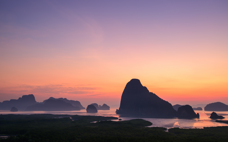 Ao Phang Nga Bay, Thailand