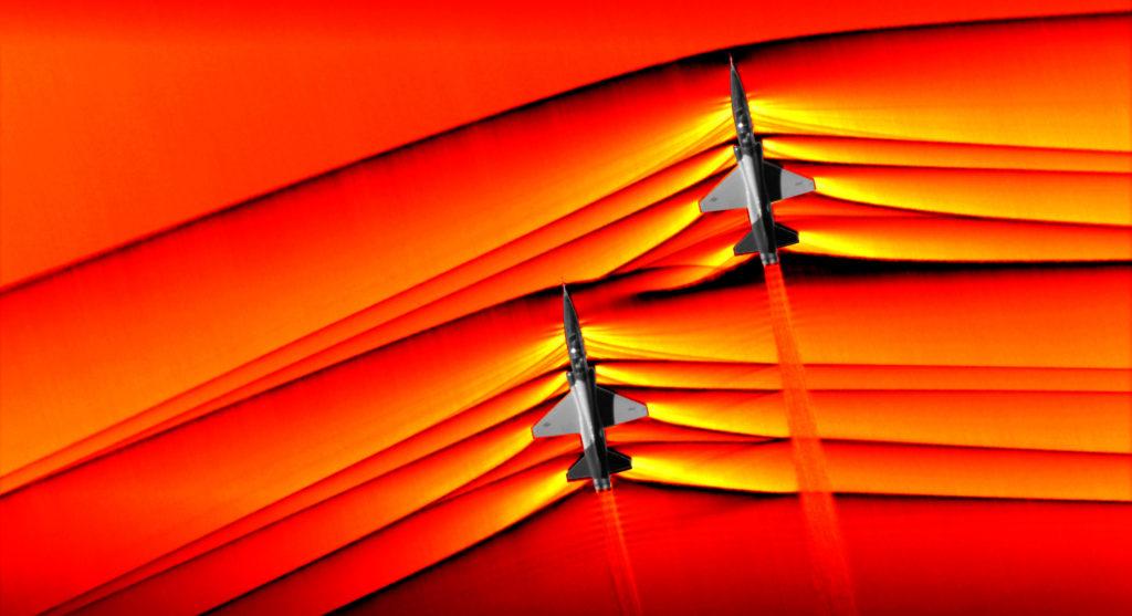 Supersonic Shockwave