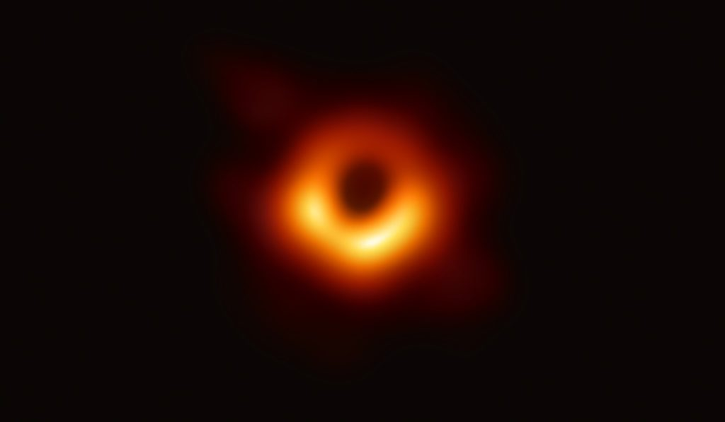 M87 black hole