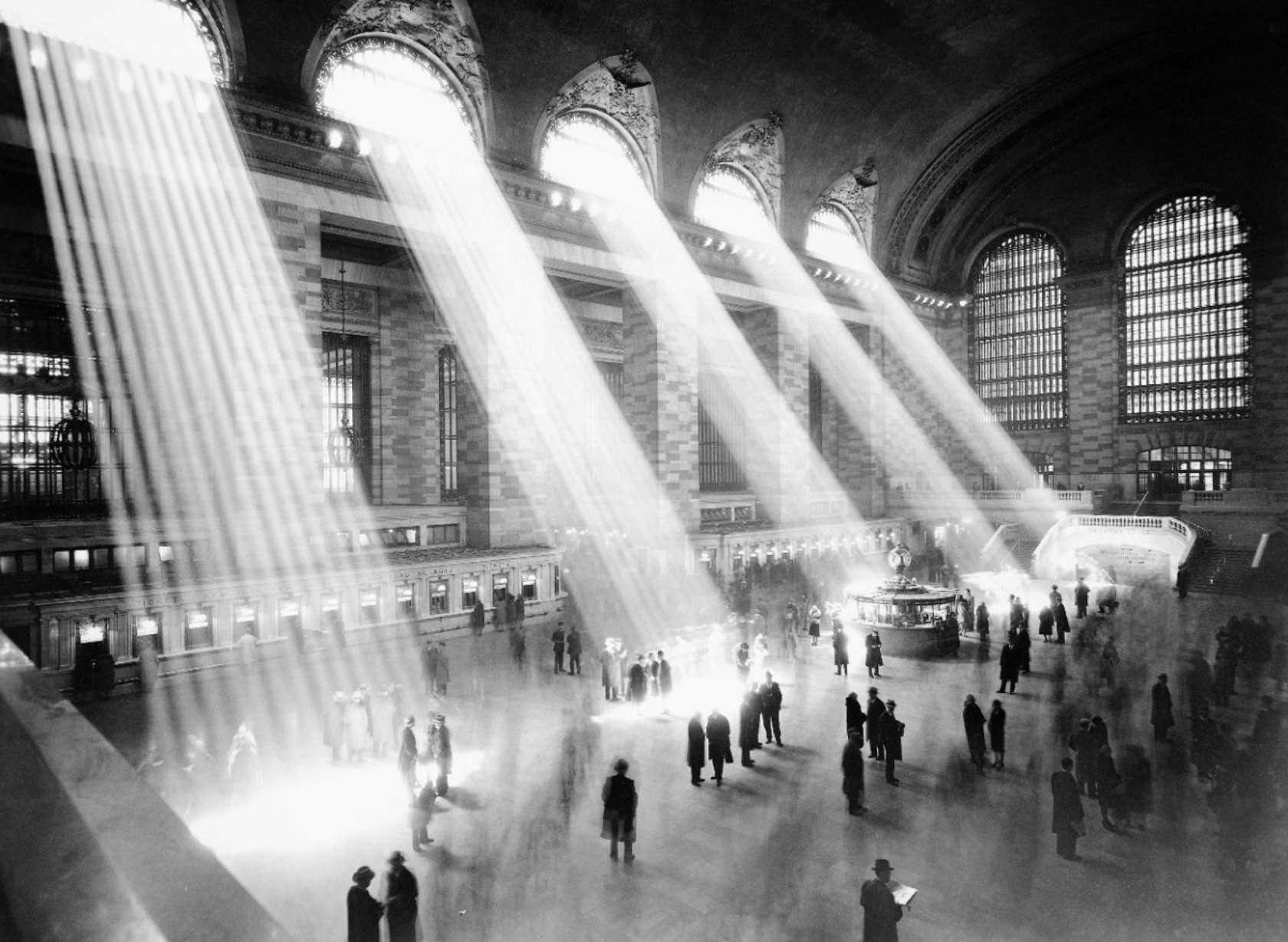 Grand Central Terminal, New York, 1941