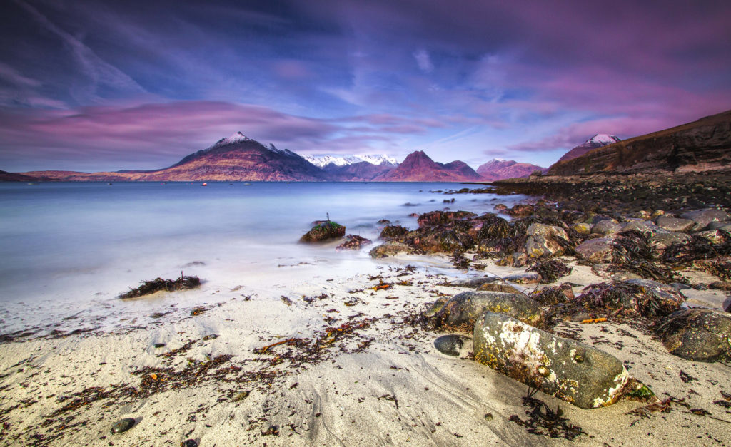 Elgol, Skye, UK