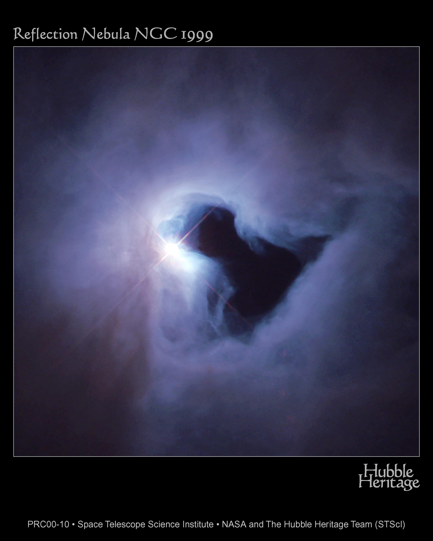 Reflection Nebula NGC 1999