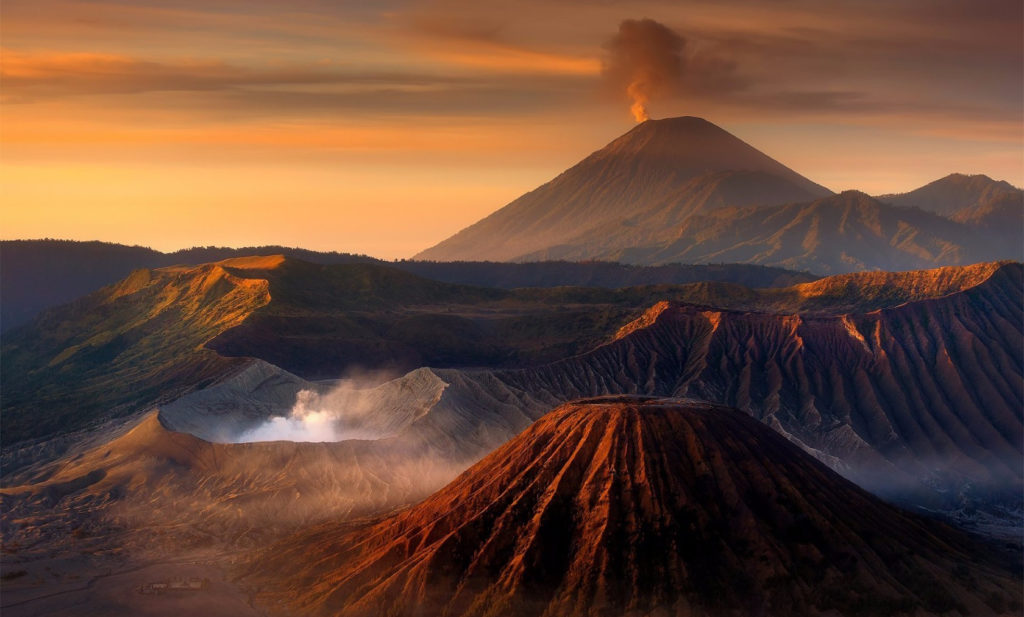 Bromo Tengger Semeru National Park, Indonesia