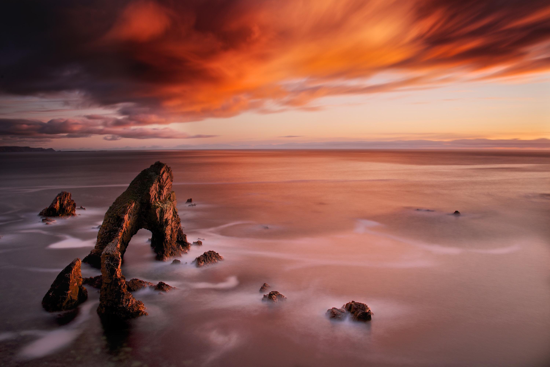 Crohy Head Sea Arch, Ireland