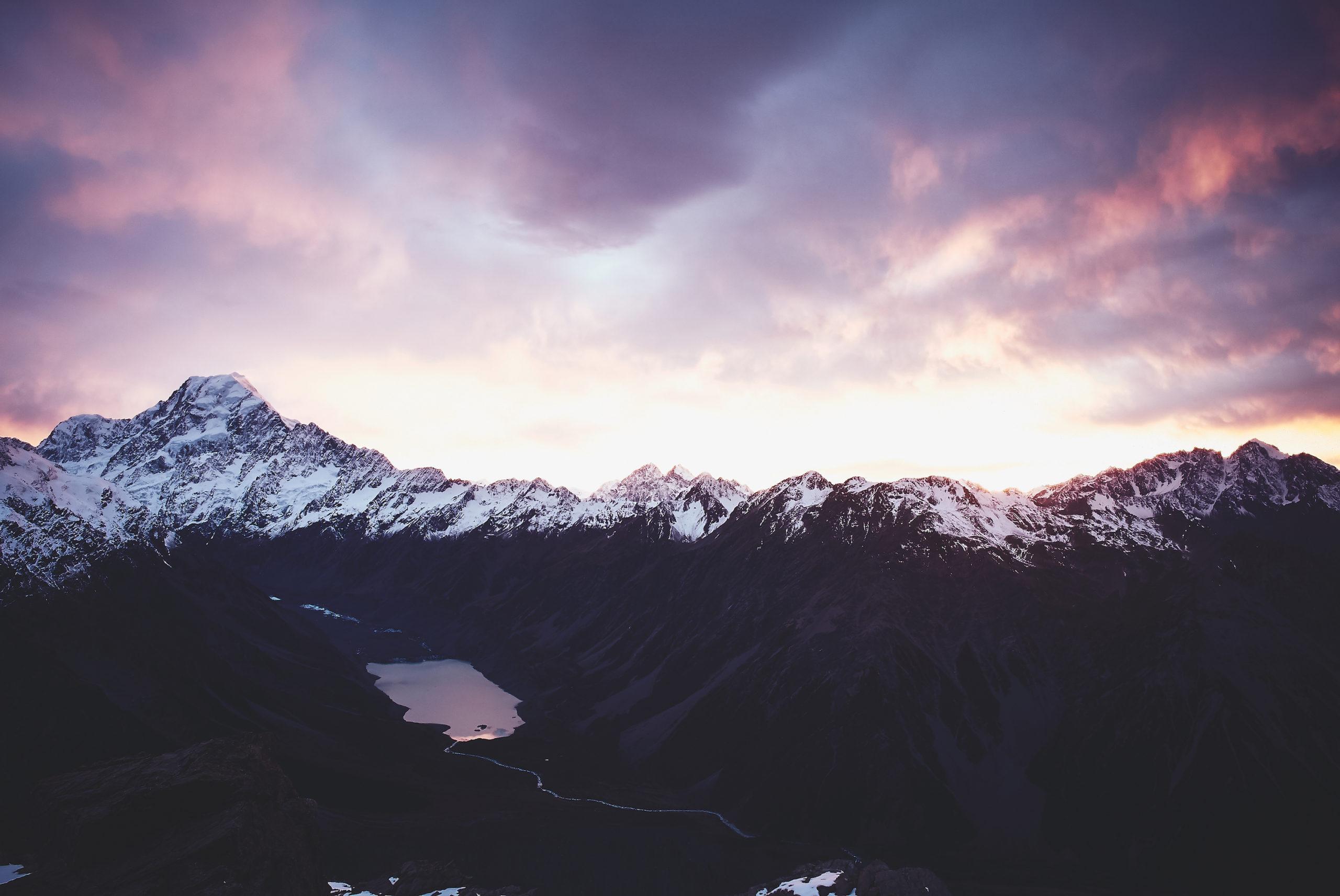 Aoraki, New Zealand
