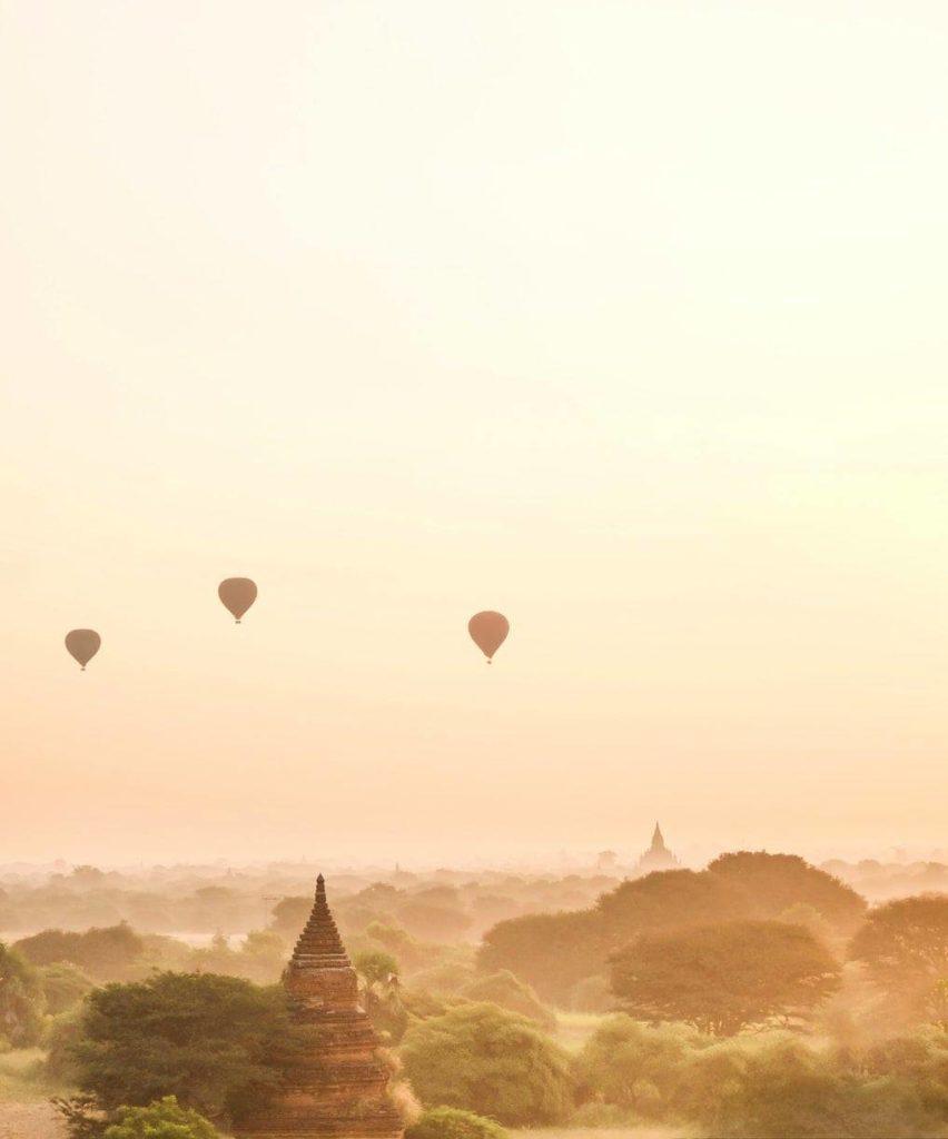 Balloons, Burma