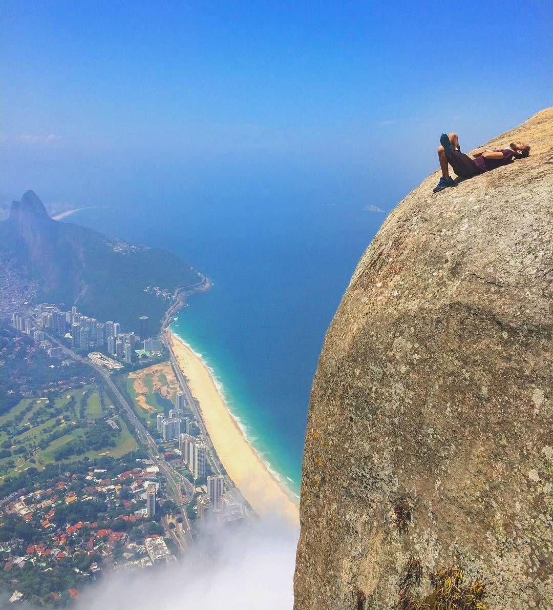 Pedra da Gávea, Rio de Janeiro, Brazil