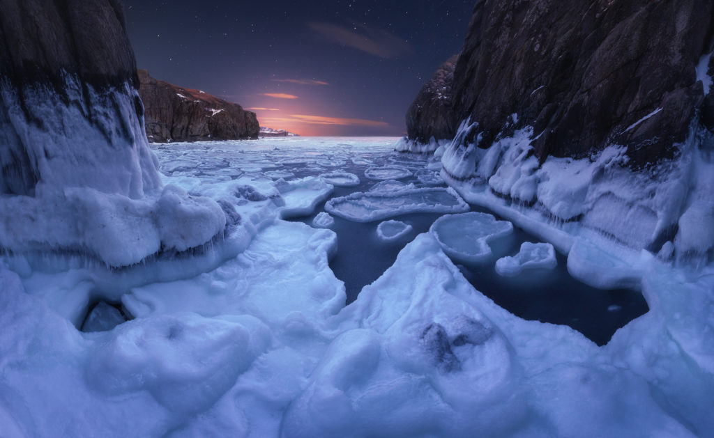 Polar landscape, Primorsky Krai, Russia