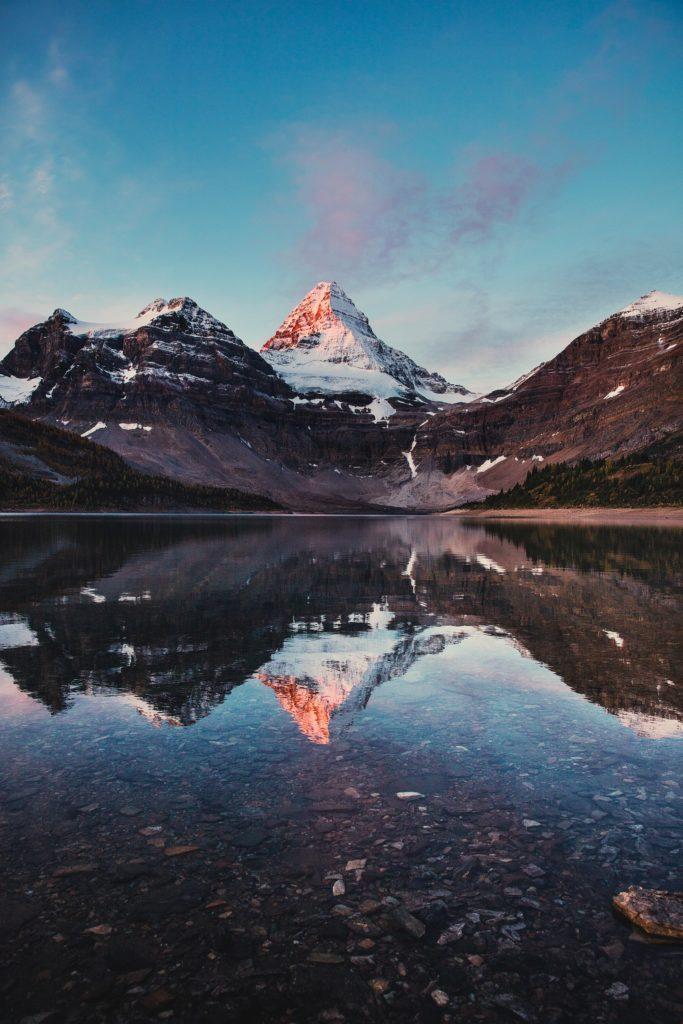 Mount Assiniboine, BC, Canada