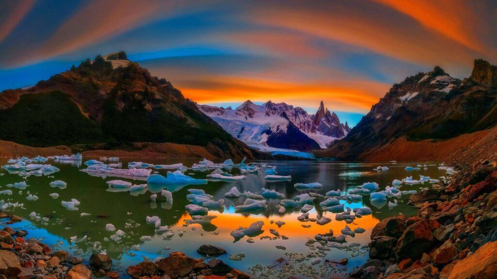 Patagonia Sunset
