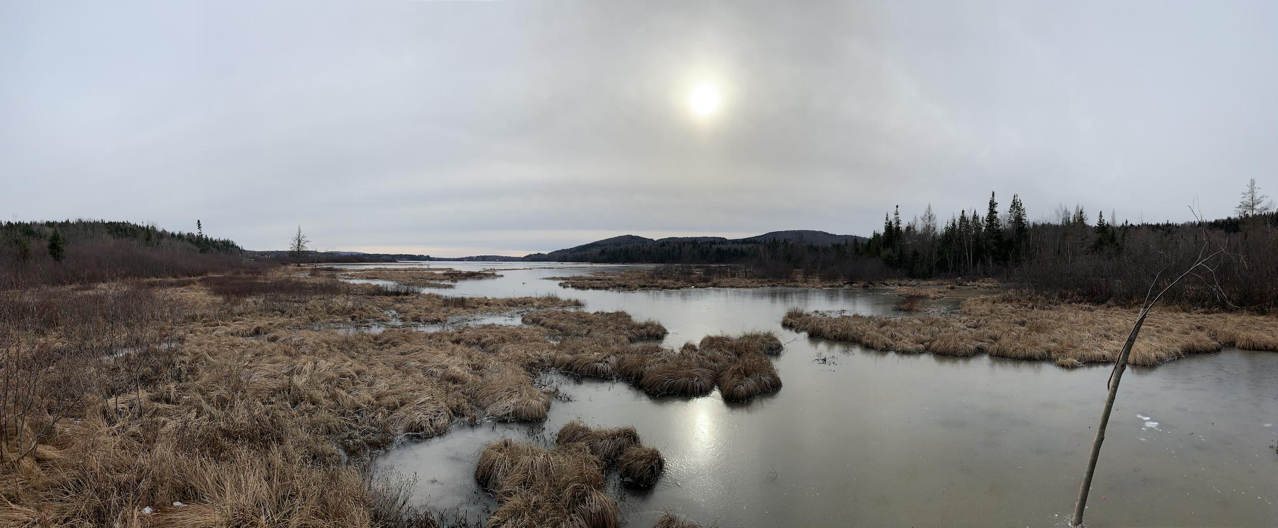 Marais du Nord, Québec