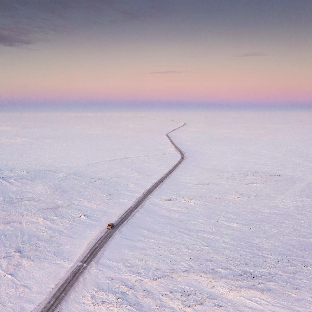 Nunavut Road