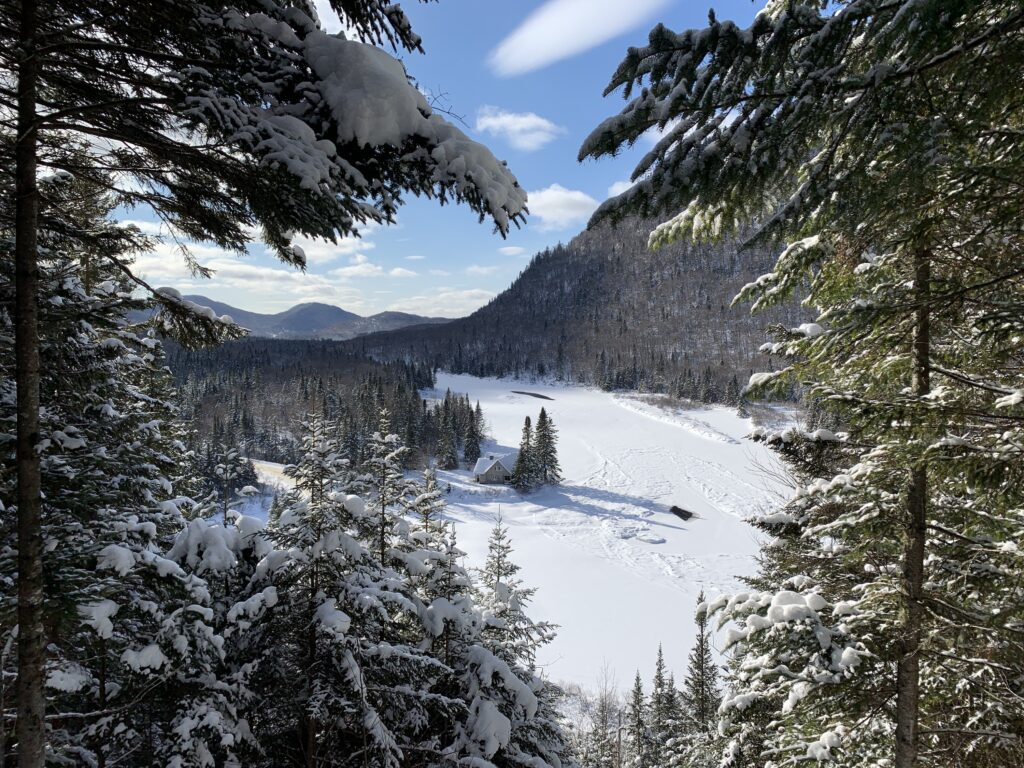 Parc Jacques Cartier, Quebec